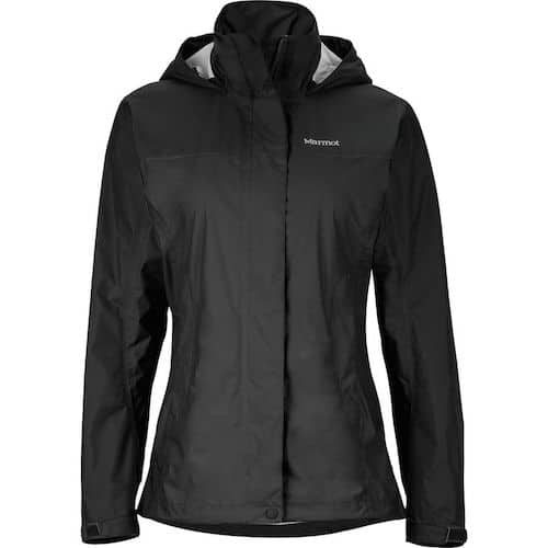 packable rain jacket marmot precip