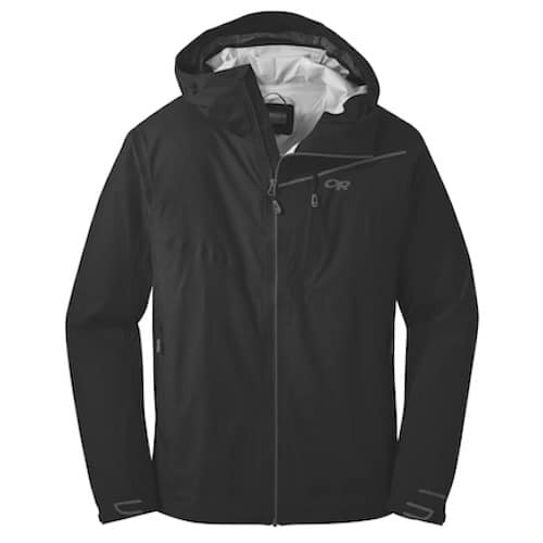 Outdoor Research Interstellar Packable Rain Jacket