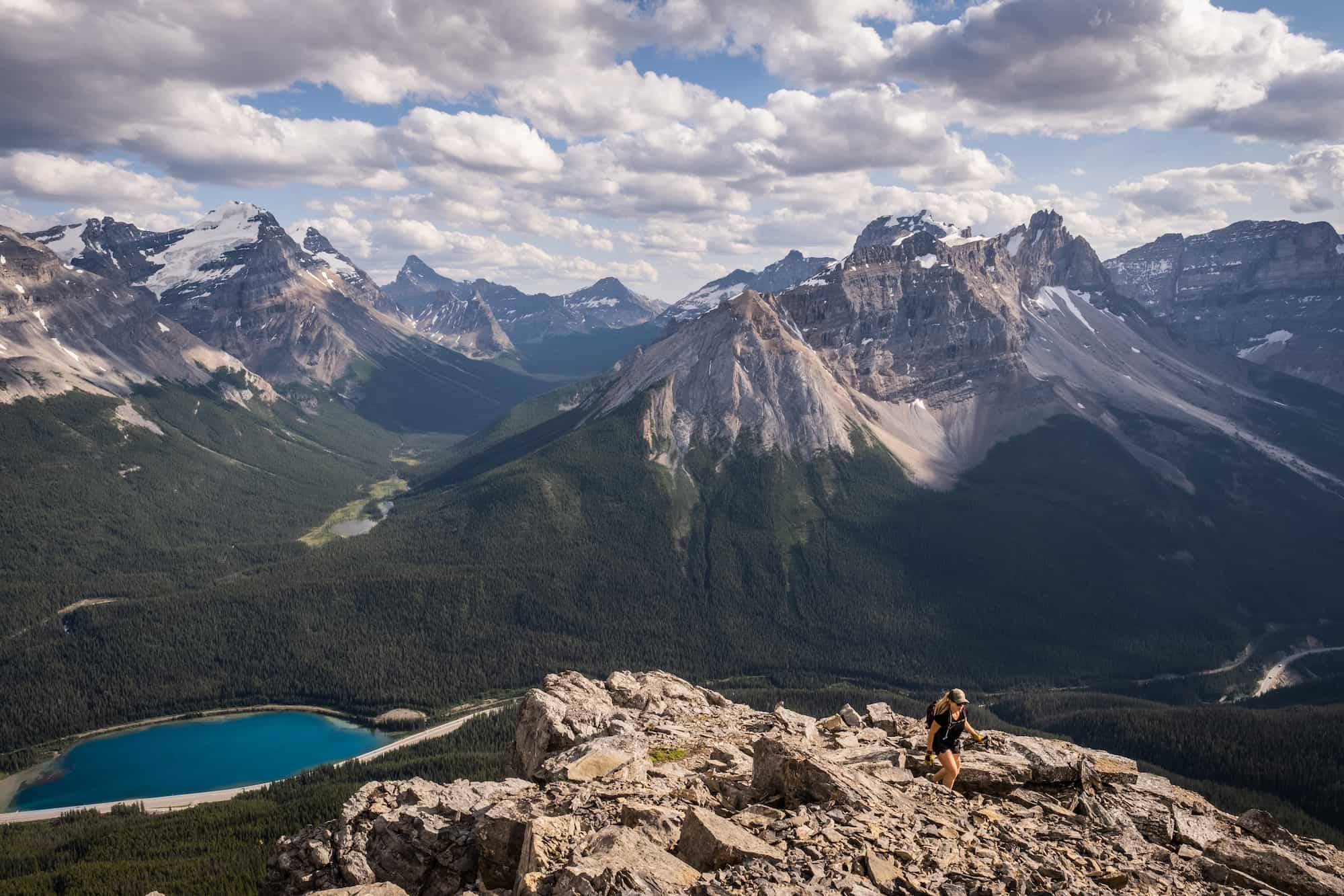 best time to visit Canadian Rockies