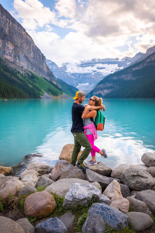 Best time to visit Lake Louise