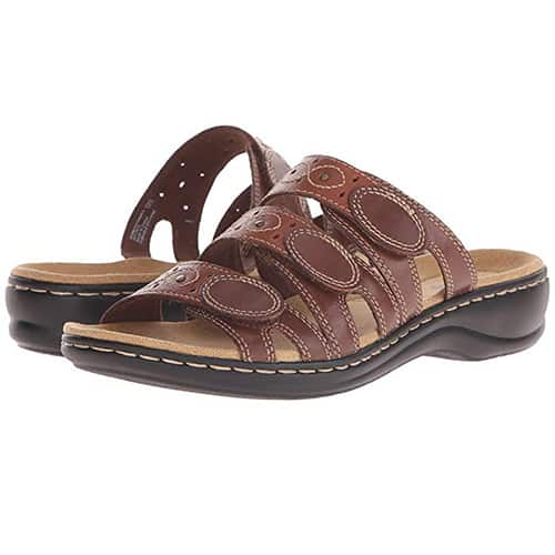 Clarks Leisa Cacti Sandal Best Women's Walking Sandals