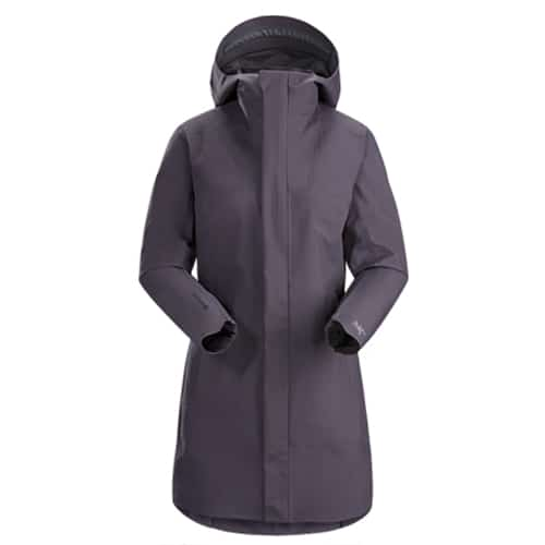 Arc'Teryx Codetta Coat Lightweight Travel Jacket