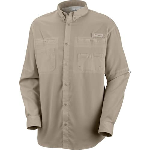 Columbia PFG Tamiami II Men's Safari Shirt Safari Clothes