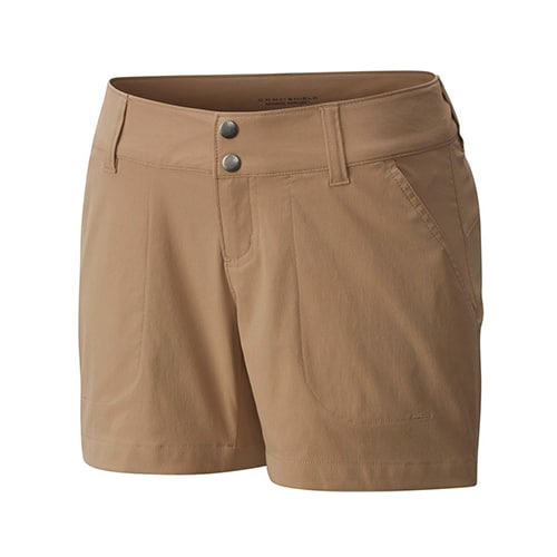 Columbia Women's Saturday Trail Short Safari Clothes