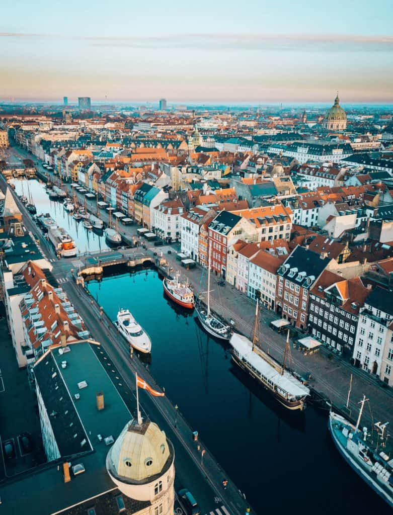 Copenhagen Most Beautiful City in Europe