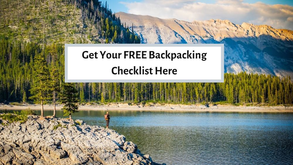 Image For A Free Backpacking Checklist Download