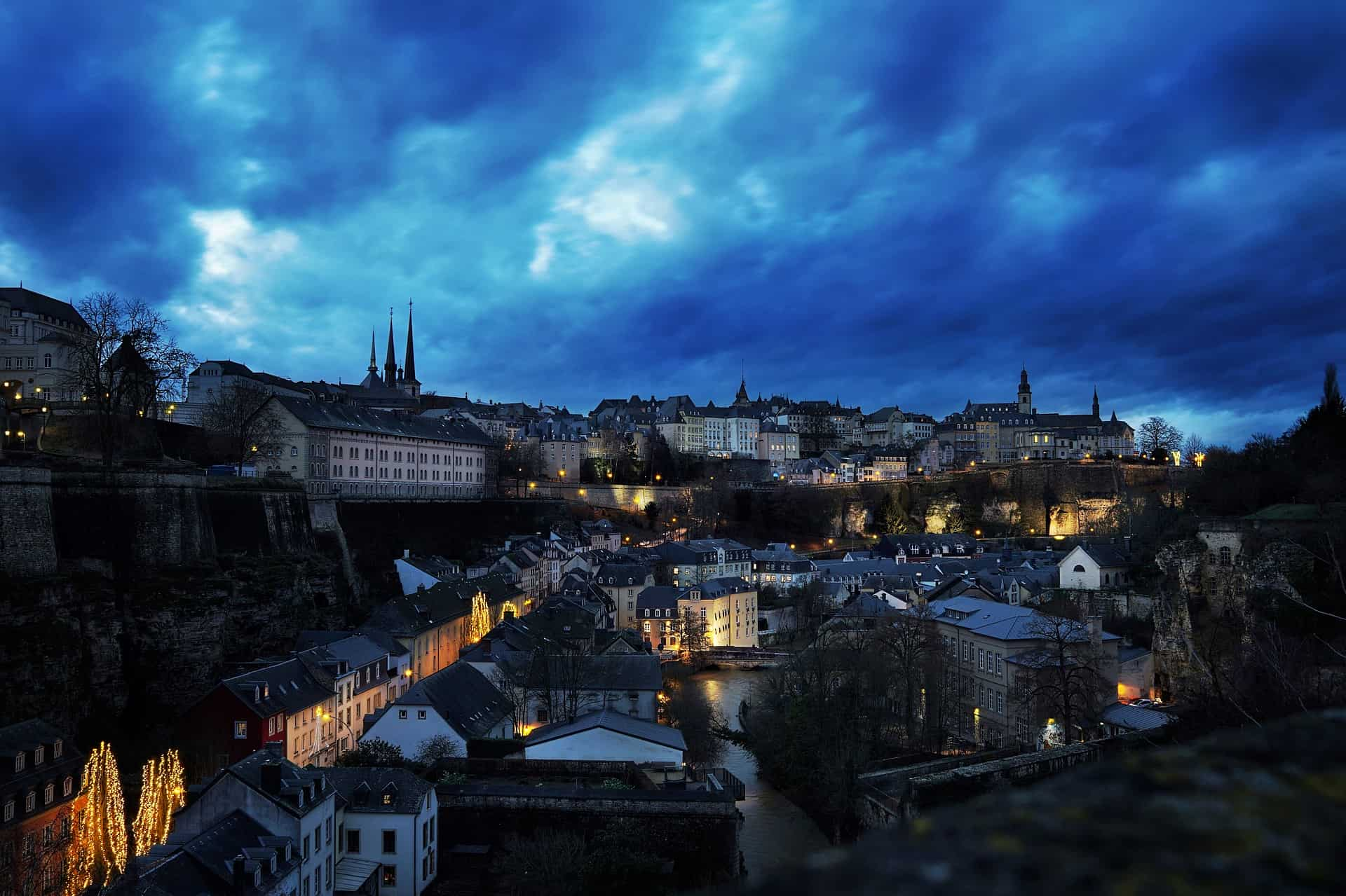 Luxembourg Most Beautiful Cities in Europe