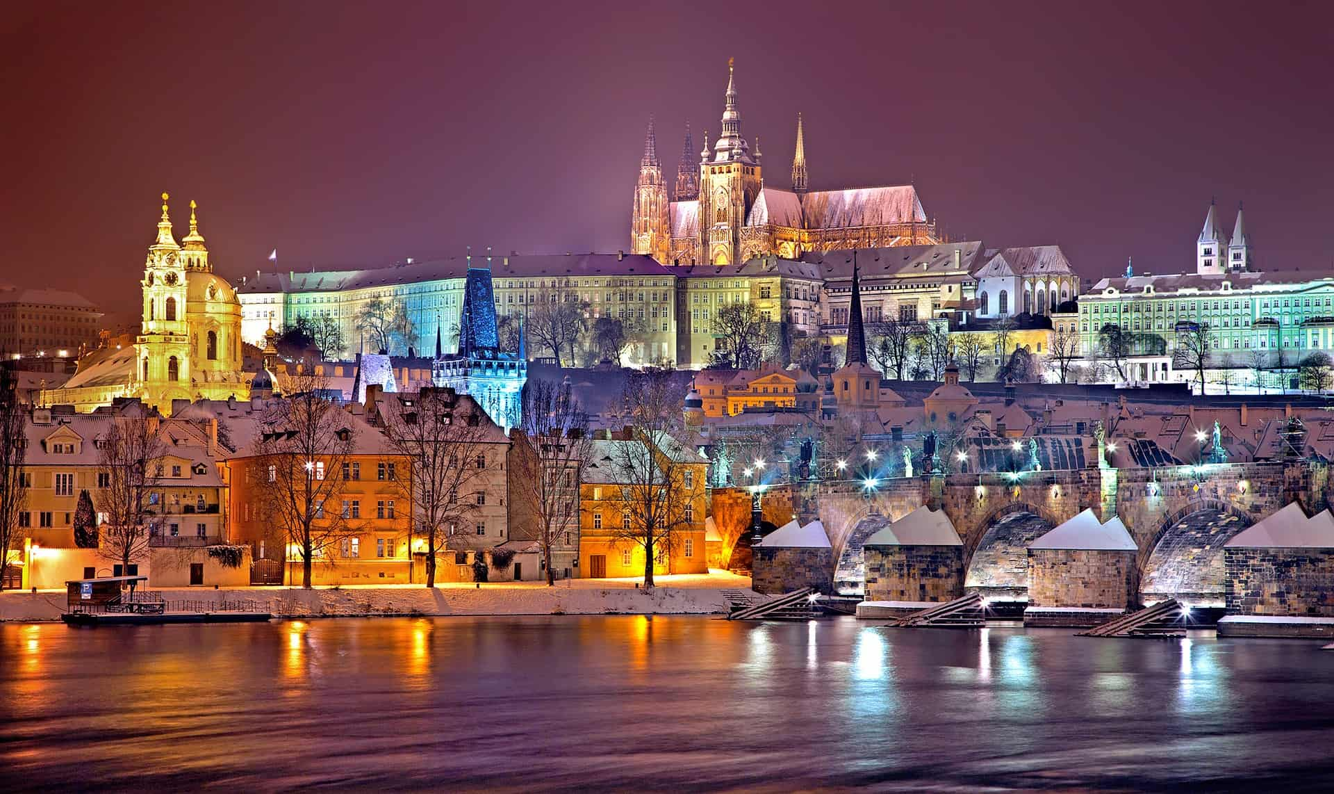 Most Beauitful Cities in Europe