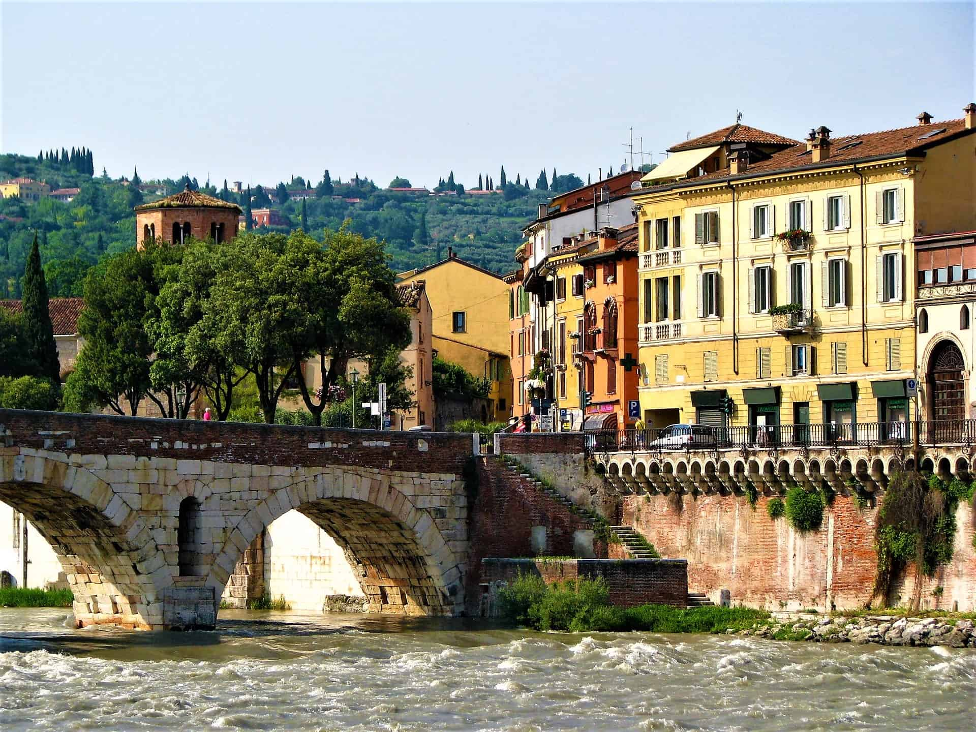 Verona Most Beautiful Cities in Europe