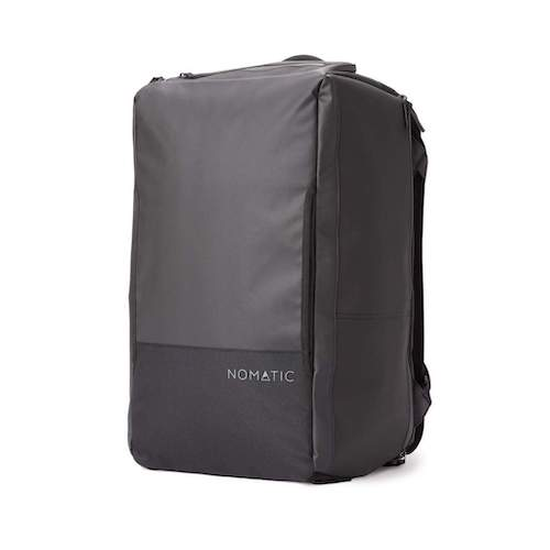 Nomatic Travel Bag 40L Best Travel Backpack
