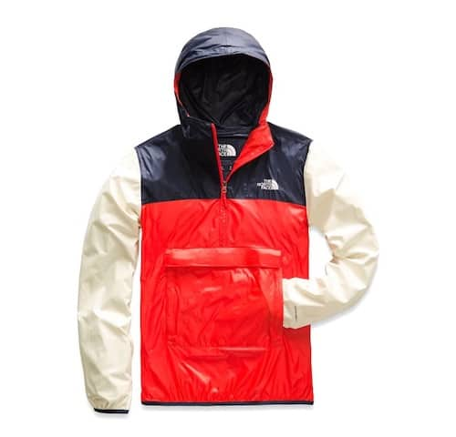 North Face Fanorak Best Packable Rain Jacket For Travel