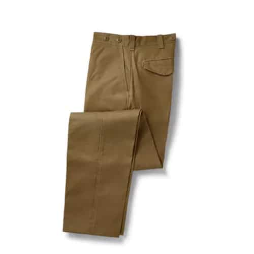Oil Finish Single Tin Pants Safari Clothes