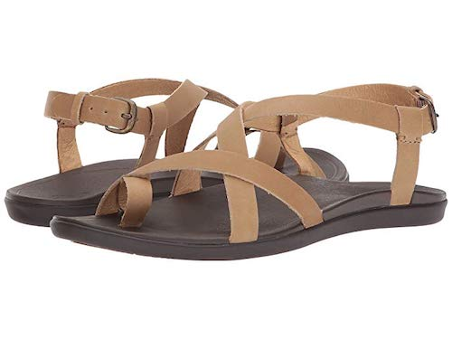 OluKai 'Upena Best Women's Walking Sandals