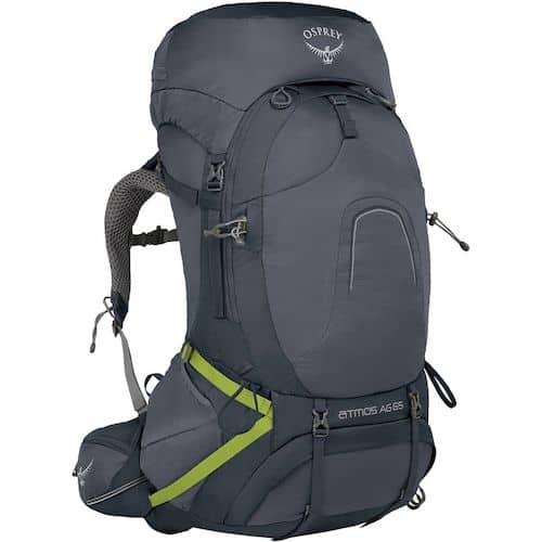 Osprey Atmos AG Best Travel Backpacks