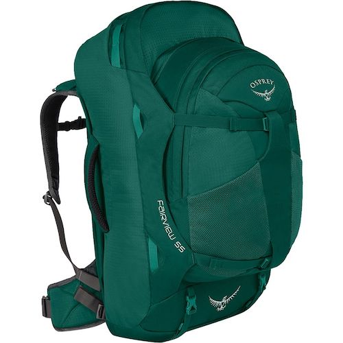 Osprey Fairview Best Women's Travel Backpacks
