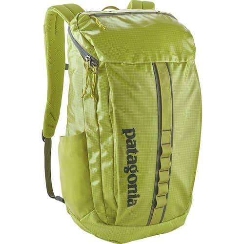 Patagonia Black Hole 25L Best Daypack For Travel