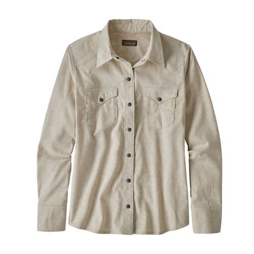 Patagonia Western Snap Shirt Safari Clothes