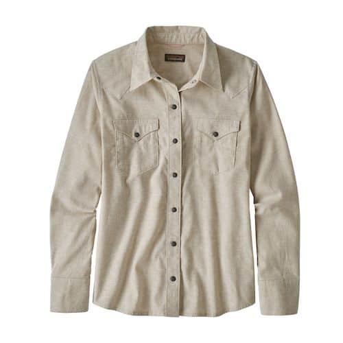 Patagonia Western Snap Shirt Safari Clothes