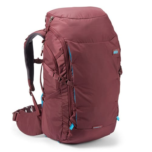 REI Ruckpack Best Travel Backpacks For Women