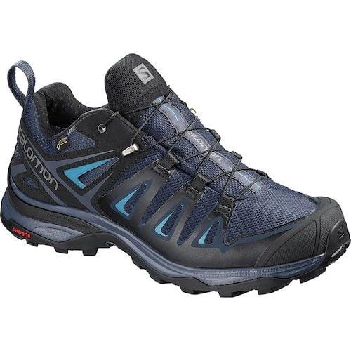 Salomon Women's X Ultra 3 GTX Best Hiking Shoes