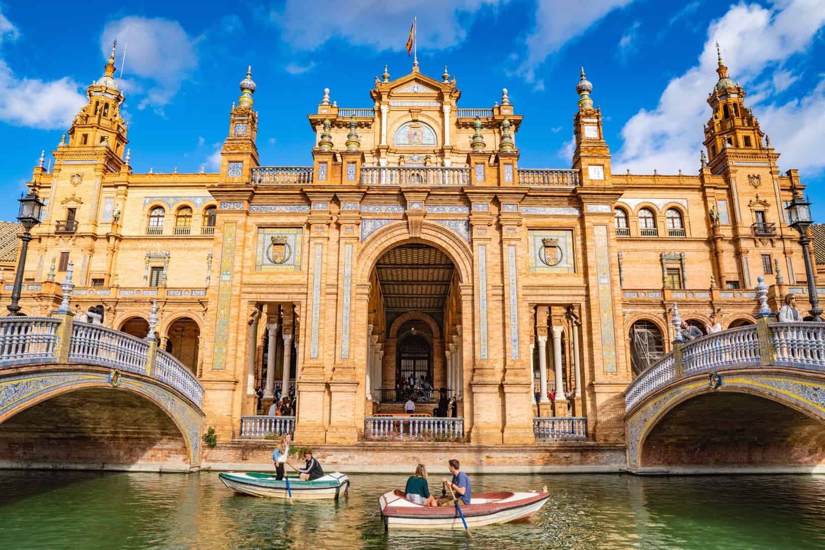 Seville Most Beautiful Cities in Europe