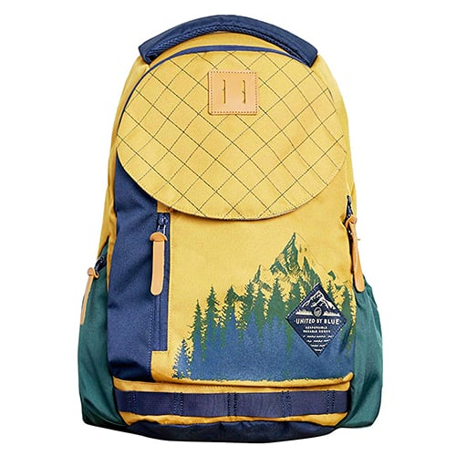 United By Blue Rift Pack Best Daypack For Travel
