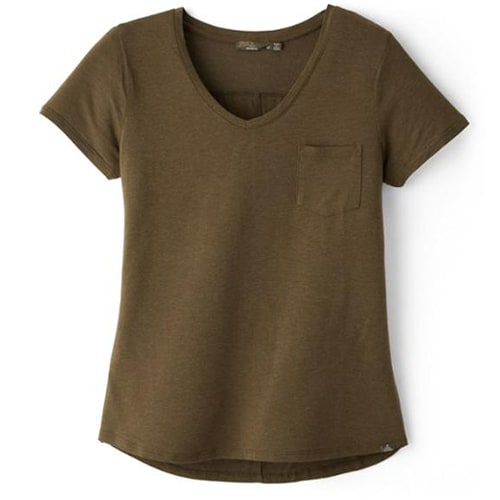 prAna Foundation Short Sleeve V-neck safari clothes