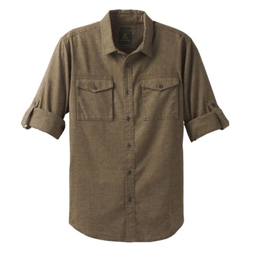 prAna Merger Long Sleeve Shirt Safari Clothes