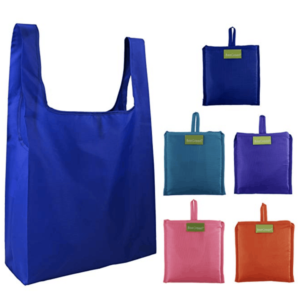 Reusable Grocery Bag Set Travel Gift