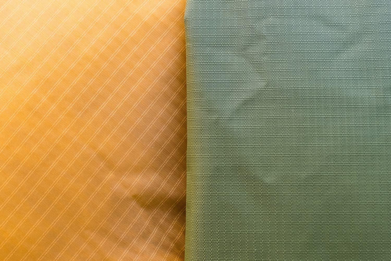 Different Nylon Jacket Materials