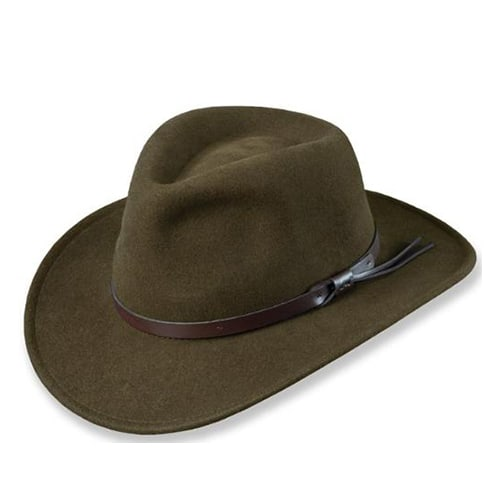 Dorfman Pacific All-Season Crushable Hat Safari Hat
