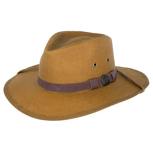 Outback Trading Co Men's Co. Kodiak Oilskin Hat
