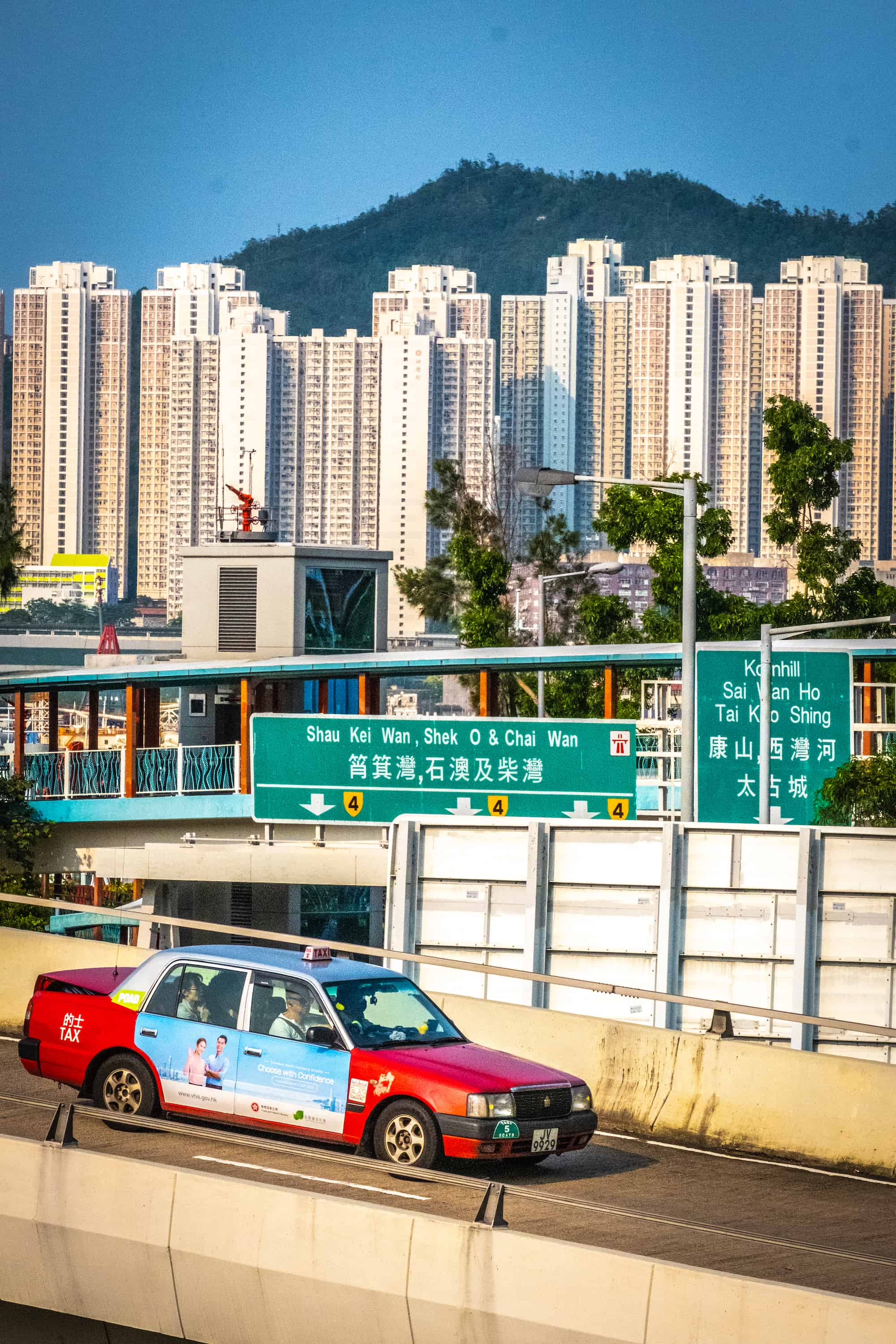 Places to see in Hong Kong City