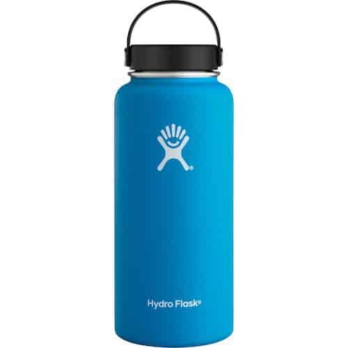 water bottle for ski trip