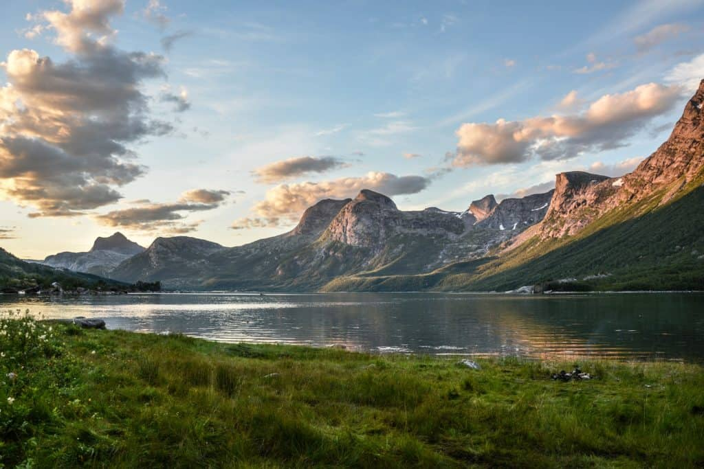 Facts About Norway Midnight Sun Landscape