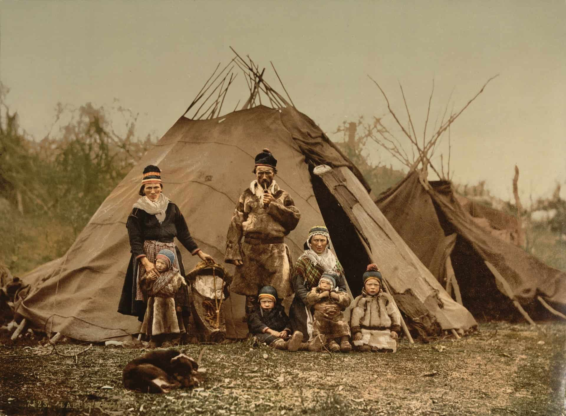facts about norway sami people