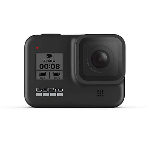GoPro Hero 8 Travel Gifts