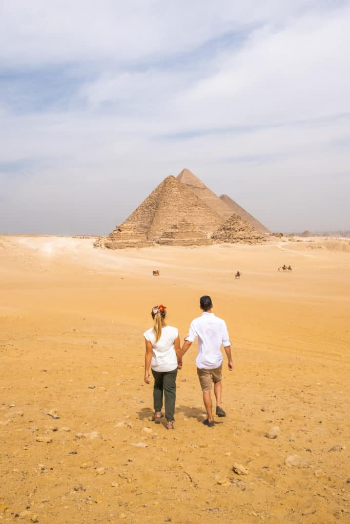 Egypt - cheap places to travel