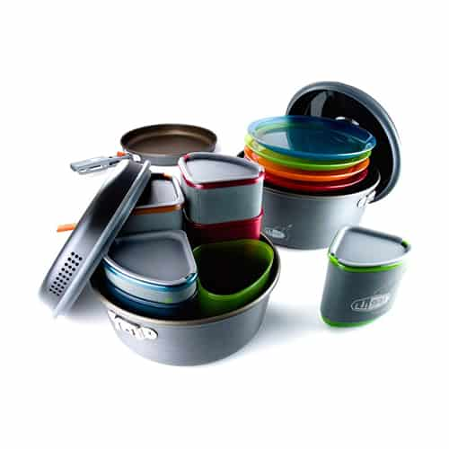 GSI Pinnacle Camper Cookset Cool Camping Gear