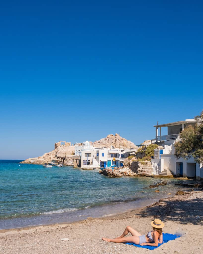 Things to do in Milos, Greece