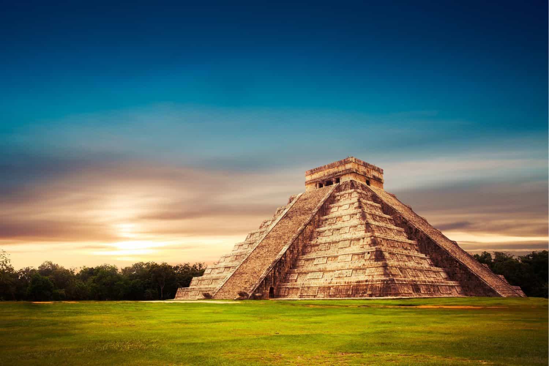 Chicen Itza in Mexico