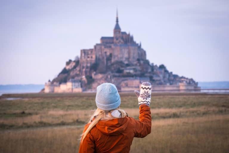 Mont St Michel Natasha