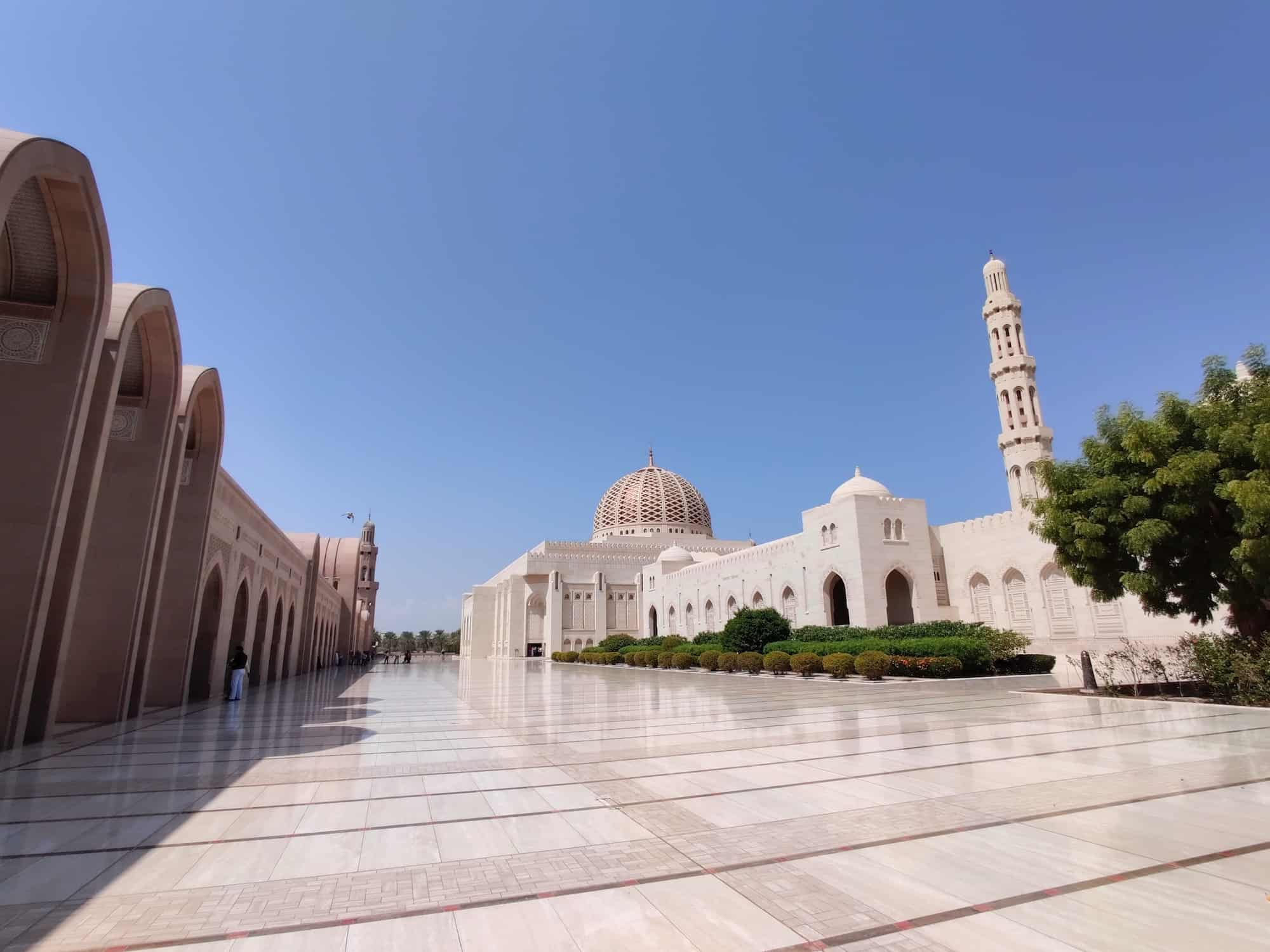 Oman Travel Tips Mosque