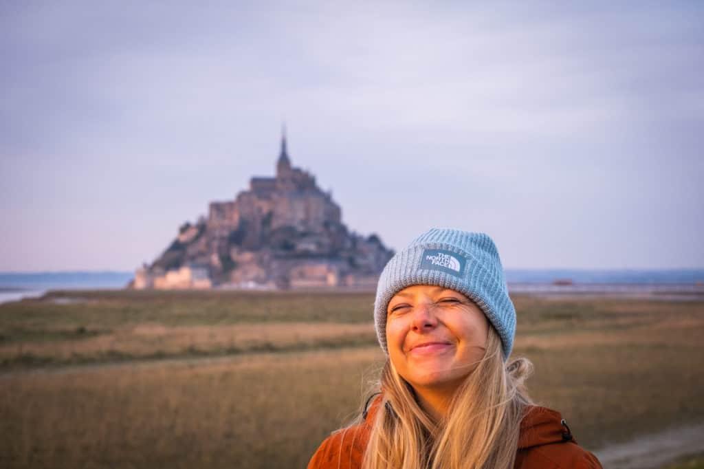 Natasha Mont Saint Michel