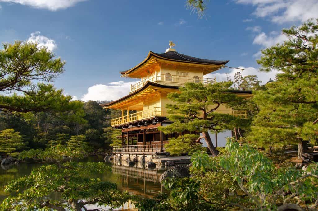 Things To Do in Kyoto Kinkaku Ji