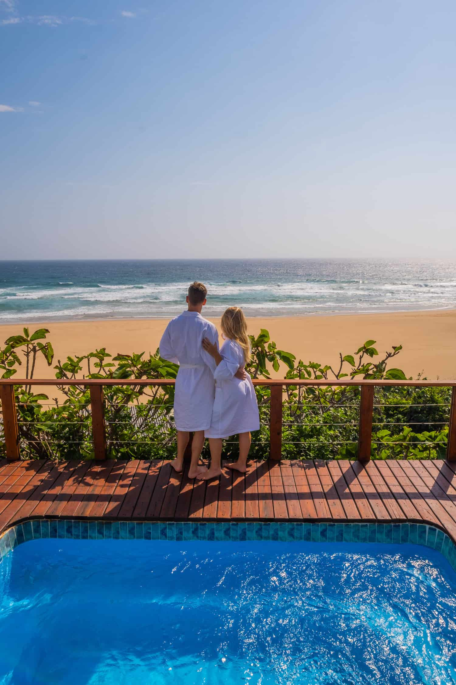 White Pearl Resort in Mozambique