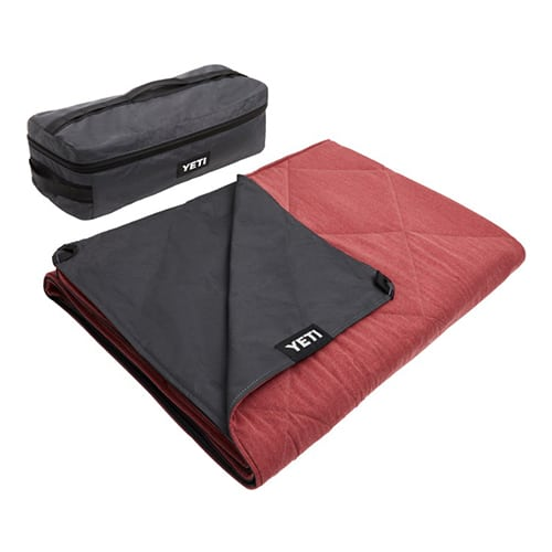 Yeti's Lowlands Blanket Cool Camping Gear