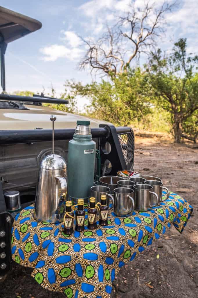 Linyanti Concession - Botswana