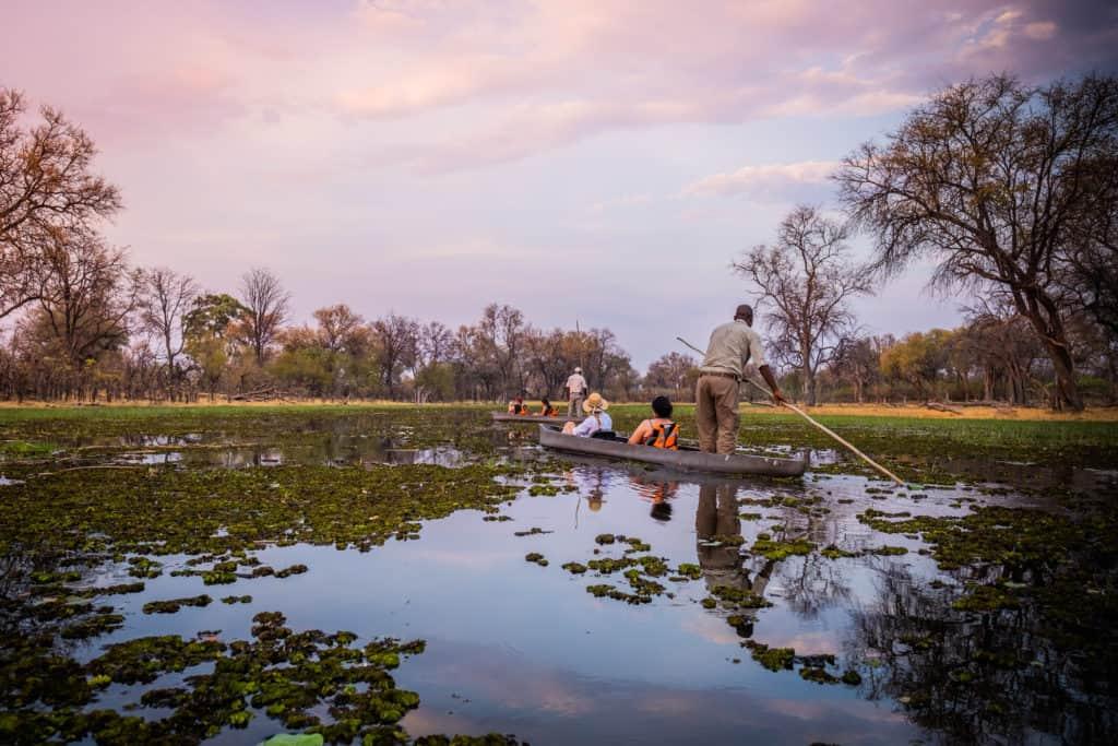 Botswana-Khwai