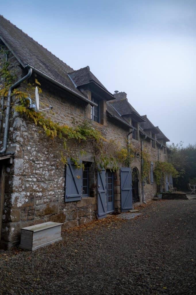 Farmhouse Brittany France Airbnb